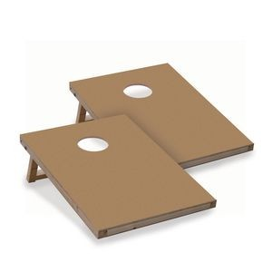24x32 Bag Toss Game - Set of Two Decks (Blank)